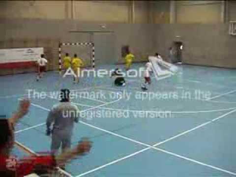 Can Obrador- Manacor.Campeonato de Baleares Futbol Sala  2003/2004