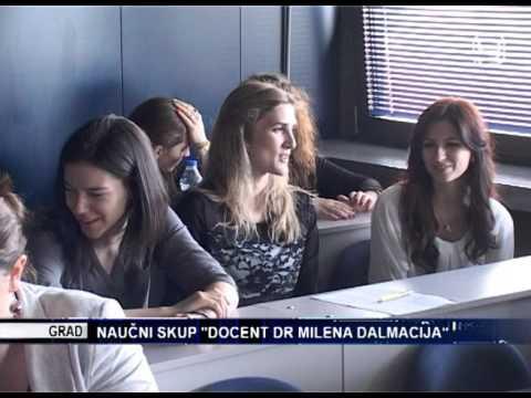 """Научни скуп """"Доцент др Милена Далмација"""""""