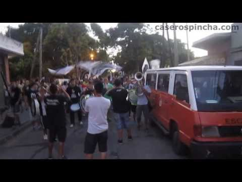 Caravana y fiesta pincha (CaserosPincha.com) - La Barra de Caseros - Club Atlético Estudiantes