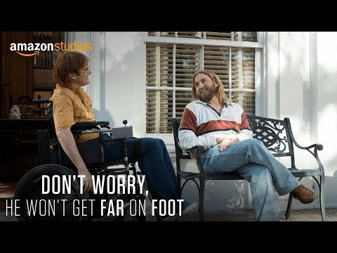 Don't Worry, He Won't Get Far On Foot - Teaser Trailer | Amazon Studios