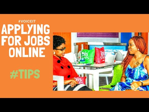 MISTAKES TO AVOID WHEN JOB HUNTING ONLINE | Voice It