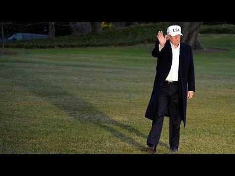 Τραμπ: «Δεν θα διώξω τον Μιούλερ»