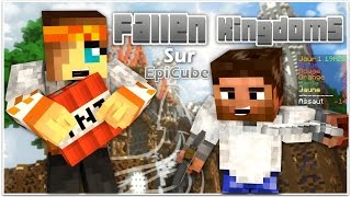 Video Minecraft - FALLEN KINGDOMS AVEC JUTOPI ! Épicube #01 MP3, 3GP, MP4, WEBM, AVI, FLV Oktober 2017