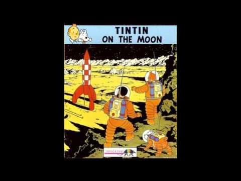 Tintin sur la Lune Atari
