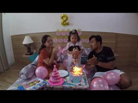 Ayyara 2nd Birthday 16022020