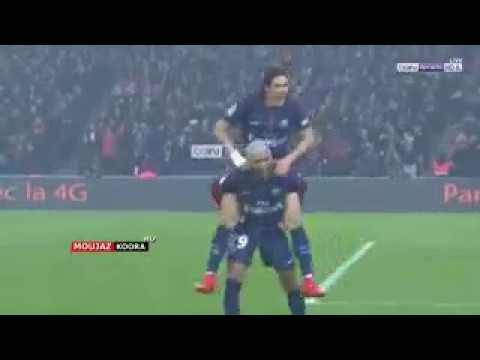 PSG Vs Caen 3/1 goals & highlights ( Fantastic goals) HD