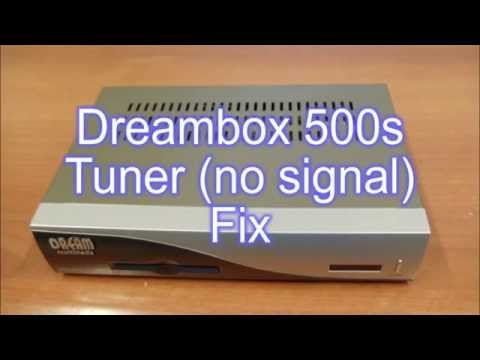 comment reparer dreambox