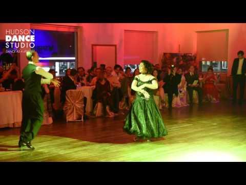 Slow Waltz by Deborah // Gala Anniversary & Dance Party // Nov. 2016