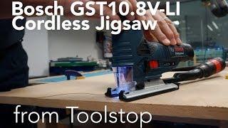 Bosch GST10.8V-LI Cordless Jigsaw - Toolstop