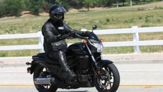 6. 2014 Honda CTX700 Motorcycle Automatic Transmission