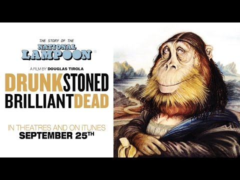 Drunk Stoned Brilliant Dead: The Story of the National Lampoon (Trailer 3)