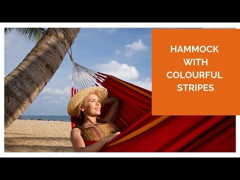 LA SIESTA CURRAMBERA hammock: www.youtube.com/watch?v=kWtF0VcjUsk
