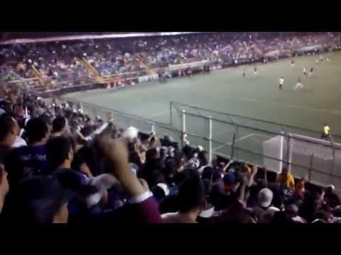 Ultra Morada - Dale dale mounstro..♪♫♪ Clasico nacional - Ultra Morada - Saprissa - Costa Rica - América Central