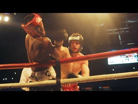 KSI vs JOE WELLER FULL FIGHT *RINGSIDE FOOTAGE* (видео)