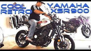 9. 2018 Yamaha XSR900 Walkaround