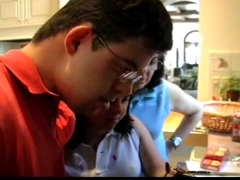 Watch video Down Syndrome: Monica & David