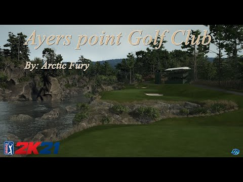 PGA TOUR 2K21 - AYERS POINT GOLF CLUB