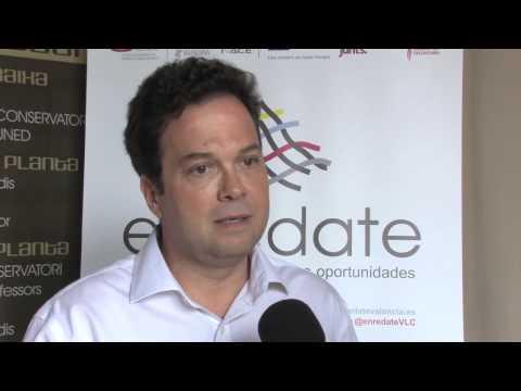 Juan Vicente Moret Instituto Labhuman Enrédate Xátiva 2014