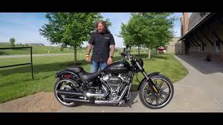 7. 2018 Harley Davidson Breakout 114