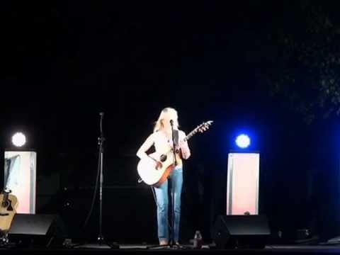 Eva James - Concert In The Park