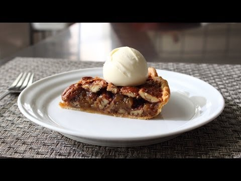 how to - Learn how to make a Classic Pecan Pie Recipe! Go to http://foodwishes.blogspot.com/2014/04/an-amazing-award-winning-pecan.html for the ingredient amounts, extra information, and many, many...