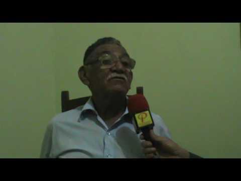 Santana de Mangueira PB Prefeito Zé Inácio