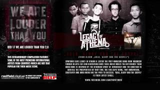 V/A - WE ARE LOUDER THAN YOU 2.0 // 12. LEGACY OF ATHENA - Gold, GloryAnd The Gospel