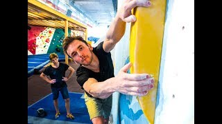 Fredrik And Emil - Competition Style Showdown - Climbing Training by Eric Karlsson Bouldering