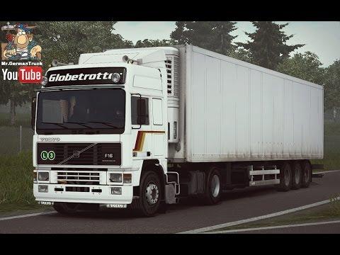 Volvo F12 - F16 1.25.s