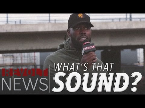 WHAT'S THAT SOUND? | LONDON @RevoltTV