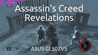 Gameplay of Assassin's Creed: Revelations on the ASUS GL502VS running the nVidia GTX 1070.Captured with nVidia GeForce Experience.Twitter: https://twitter.com/IVIauriciusInstagram: https://www.instagram.com/IVIauriciusFacebook: https://www.facebook.com/IVIauriciusSteam: http://steamcommunity.com/id/IVIauriciusPatreon: https://www.patreon.com/IVIauriciusPayPal Donate: https://goo.gl/yvOyR1ASUS GL502VS Specs:Intel Core i7 6700HQ32GB 2133Mhz DDR4 RAM1TB Crucial MX300 m.2 SSD2TB Seagate 5400RPM HDDnVidia GTX 1070Settings:Max Settings1920x1080GSync Disabled