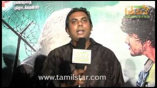 Directed Ravi Thiyagarajan Speaks at Yennamo Yedho Movie Press Meet