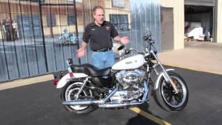 6. Pre-Owned 2008 Harley-Davidson Sportster 1200 Low