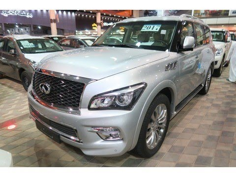 2014 Infiniti QX80 review - A rose by any other name would smell as sweet.