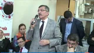 Zeytinburnu Belediye Başkanı Murat Aydın'la Akşam Çayı Telsiz Mahallesindeydi