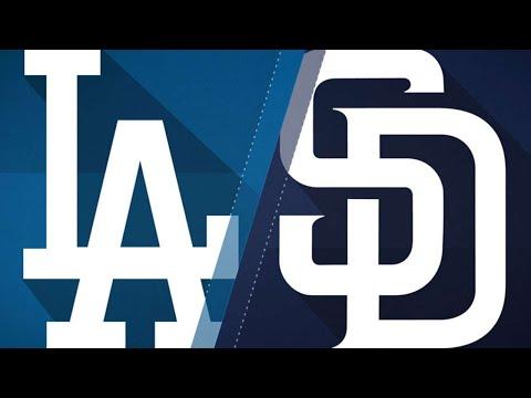 Kemp, Maeda lead Dodgers past Padres, 4-2: 7/11/18