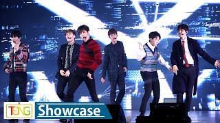 INFINITE(인피니트) 'Tell Me' Showcase Stage (TOP SEED 쇼케이스, Begin Again, Synchronise)