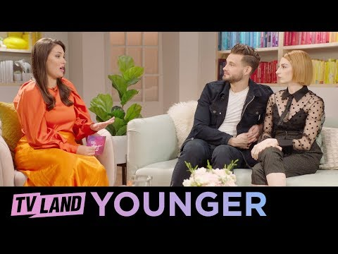 The Younger After Show: Getting Younger Ep. 5   TV Land