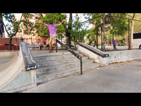 Josh Katz LES Skatepark Part