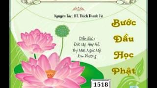 Bước Đầu Học Phật - Phần 1 - HT Thích Thanh Từ - DieuPhapAm.Net