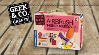 Airbrush T-Shirt Makeover Kit