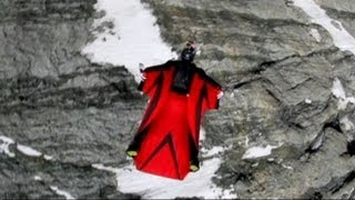 Marc Sutton died at a gathering of wingsuit pilots being filmed for Epic TV.