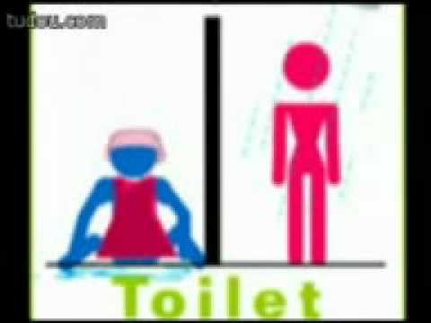 Supper funny toilet video.3gp