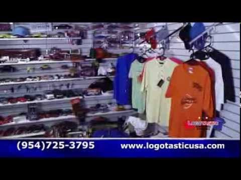 Logotastic Screen Printing & Embroidery Commercial