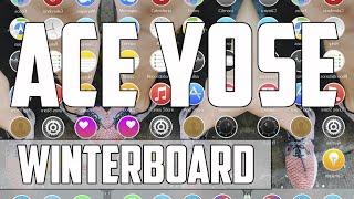 Ace Yose iOS 9 (Cydia) (Winterboard) (Theme) (iOS 8.X), ios 9, ios, iphone, ios 9 ra mat