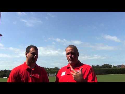 Crusaders Corner: New Assistant Athletics Director Justin Bates