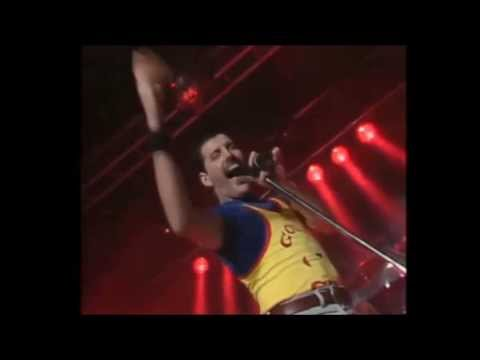 Queen - A Kind Of Magic - Montreux - Golden Rose  Festival - 11 May 1986
