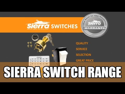 Sierra Marine Switches