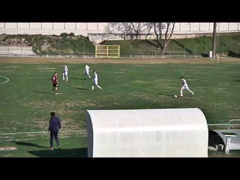 Campionato di Eccellenza 2018/19 Alba Adriatica - Capistrello 0-1