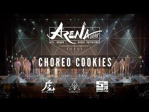 [1st Place] Choreo Cookies | Arena LA 2018 [@VIBRVNCY 4K] - Thời lượng: 6 phút, 32 giây.